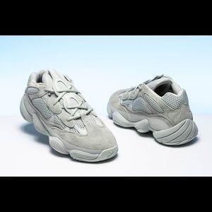 Adidas Yeezy 500 Grey Sz 6.5 Women's EU 38